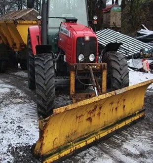 Snow removal & gritting